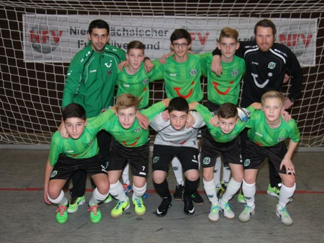 Turniersieger Avacon-Cup 2014 - Hannover 96