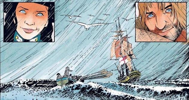 Die beiden Antistars der 1980er: Isa & Hoel - und das Meer...