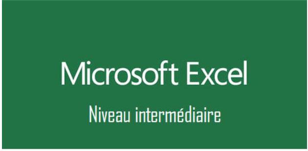 Programme de la formation Excel niveau intermédiaire Dolorès FRETARD