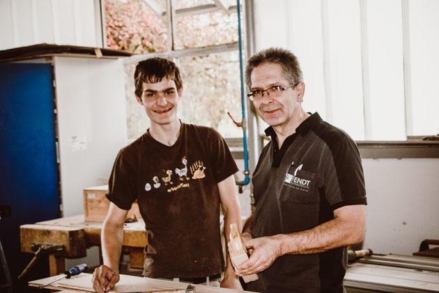 Fendt Holzgestaltung Ausbildung
