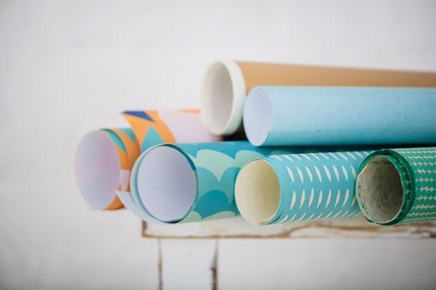Individuell gestaltetes Papier hochwertige Businessgeschenke