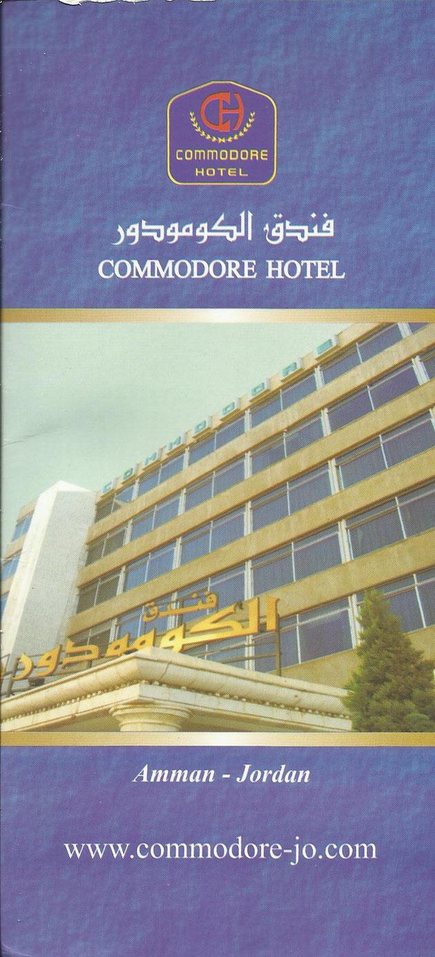 1.Hotel in Amman.