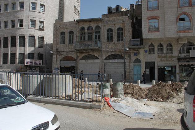 Das älteste erhaltene Haus von Amman.