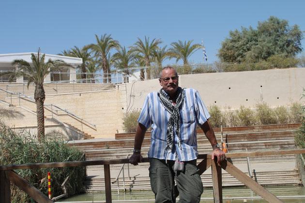 Ich und Israel.