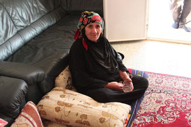 Eine Tante von Wael.