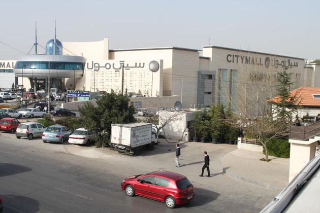 Das größte moderne Einkaufszentrum von Amman.
