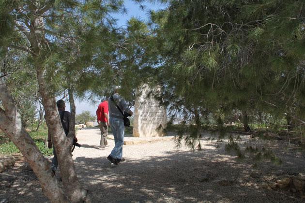 Moses-Denkmal