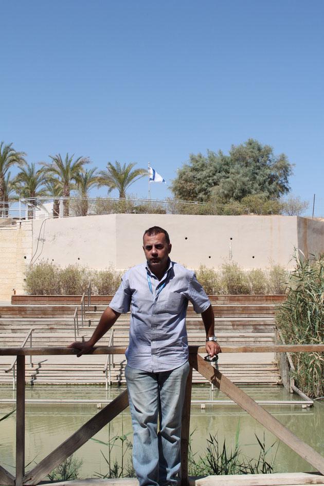 Wael vor Israel.