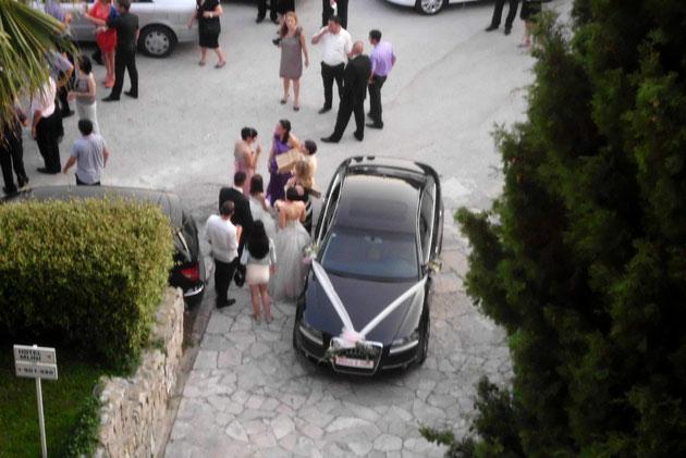 Kroatische Hochzeit.