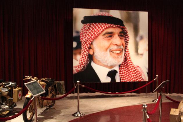 König Hussein II.
