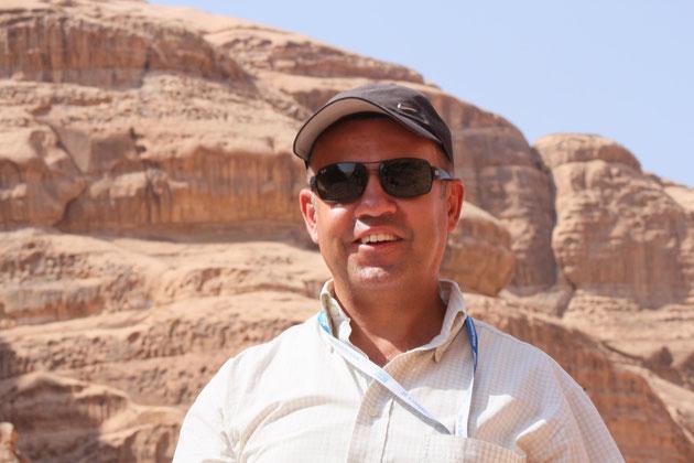 Unser lieber Bruder Wael.