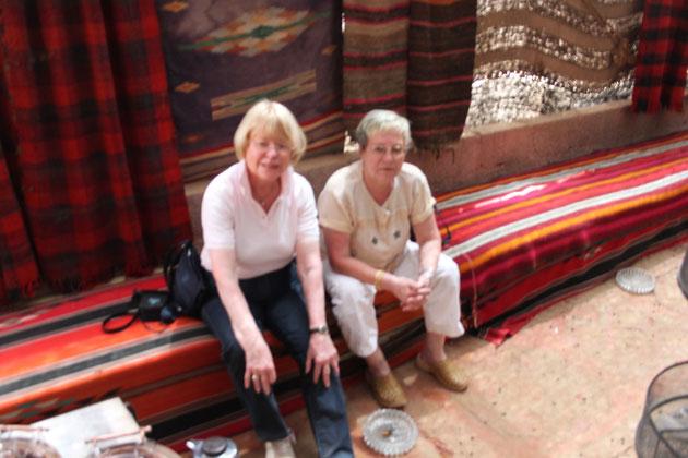 Inge und Renate.