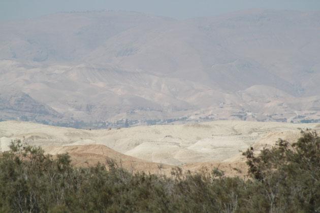 Blick auf Israel.