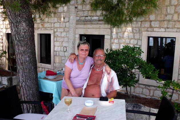 Seit 41 Jahren ein Paar durch dick und dünn..