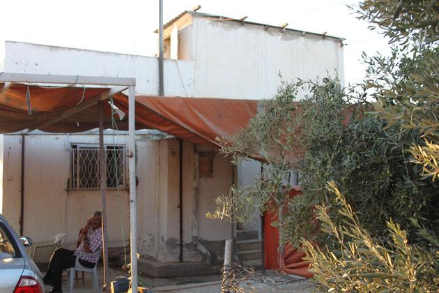 Haus der Familie von Wael.