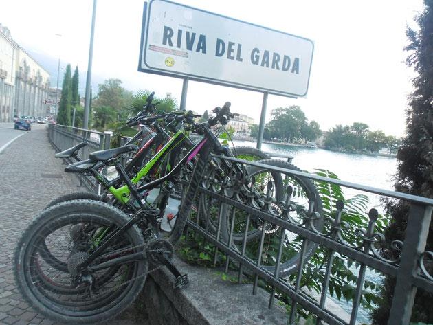 Klassiker: Oberstdorf - Riva del Garda