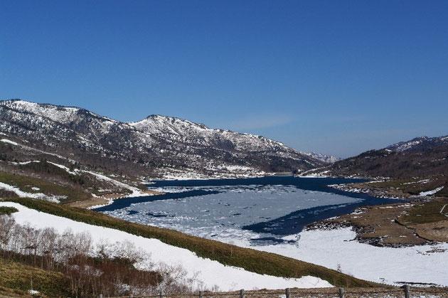 2007.4.29の野反湖