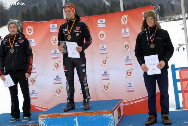 Benedikt Stoib, Gesamtsieger DSV-Joska-DP-NK-2011/2012
