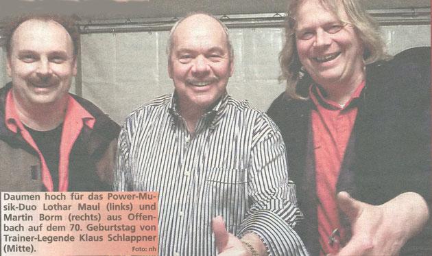 Rheinmain-Extra-Tipp, 30. Mai 2010