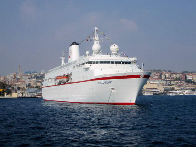 Das Traumschiff MS Deutschland