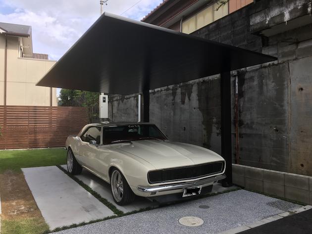 LIXILのカーポートSC 下にある車がもっと素敵に見えるようになる!