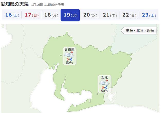 今年の冬はまだ名古屋は雪が降っていない。来週は強い冬型の気圧配置らしいので初雪かもしれません。そんなときはお庭の雪対策をしておくといいかも。