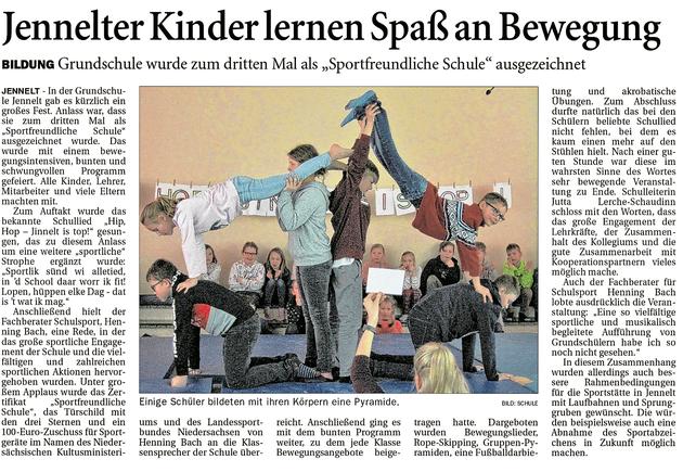 Ostfriesenzeitung 13.03.2020