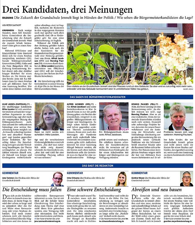 Emder Zeitung 16.06.2021