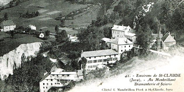 Ce moulin et son histoire font partie de l'inventaire du Patrimoine de Bourgogne Franche-Comté (Repérage du Patrimoine industriel du Jura Référence Mérimée IA39000391)