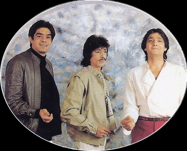 LOS CHICHOS 1984 RECOPILACIONES DE TEMAS INOLVIDABLES