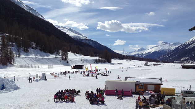 Engadin Ski Marathon (Zuoz 2013)