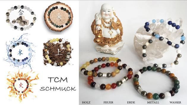 Spiritueller Schmuck, energetisierter Schmuck, handgefertigter Schmuck, esoterischer Schmuck, TCM Schmuck, TCM,