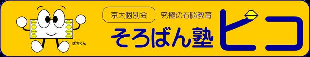 究極の右脳教育 そろばん塾ピコ 宝塚小林校