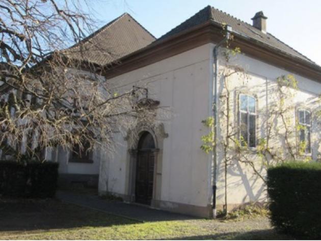 La chapelle de la commanderie d'Andlau