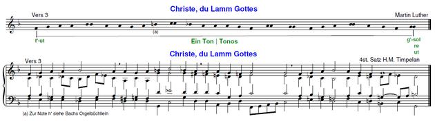 Christe, du Lamm Gottes