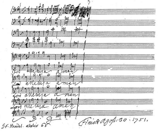 Händel Jephta