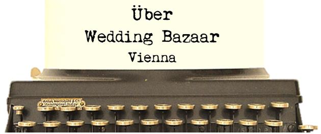 Wedding Bazaar Vienna - Hochzeitsdekoration günstig mieten / ausleihen