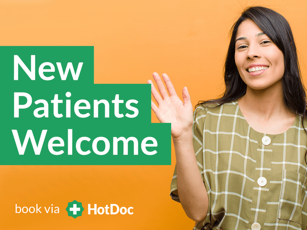 new patients welcome Main Street medical centre Hervey bay