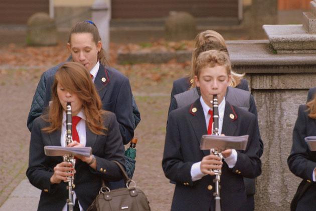 i primi clarinetti