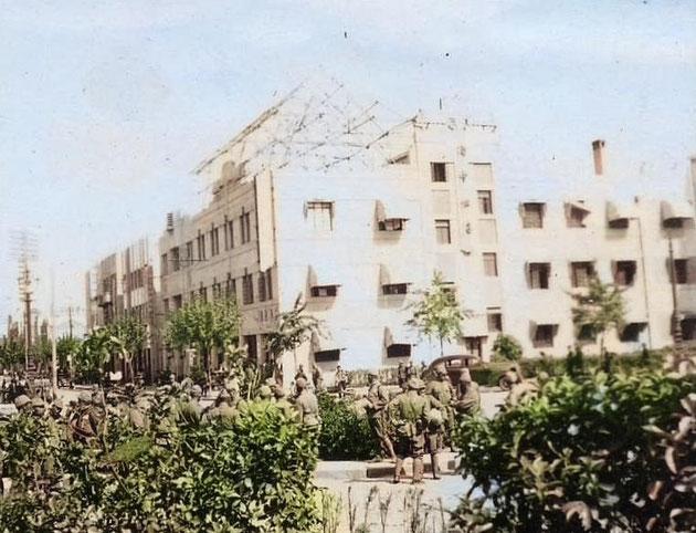 南京野戦病院