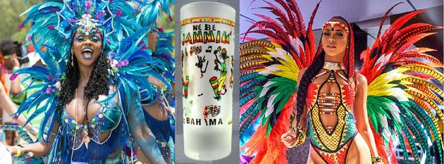 Mulatazas bahameñas, expresamente creadas por los dioses Obeah para 'jamminear', bachatear, lambadear, perrear, kizombear, etc, etc, etc.