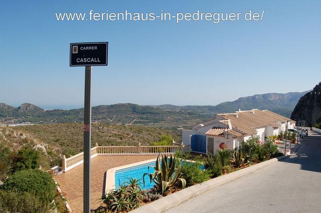 Urbanisation Vistamar - Monte Pedreguer