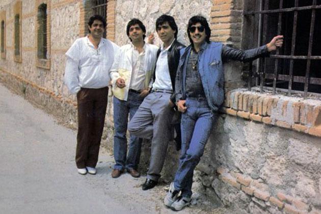 Los Chichos penal Ocaña 1 TRoledo (1985)