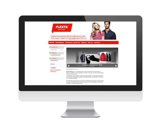 Flextil eBay Shop powerd by maxsells