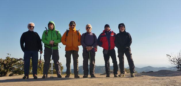 Mt Vinaigre (641 m)
