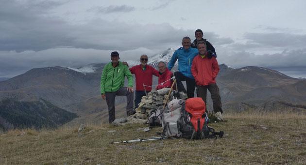 Mt Autcelier (2204 m)