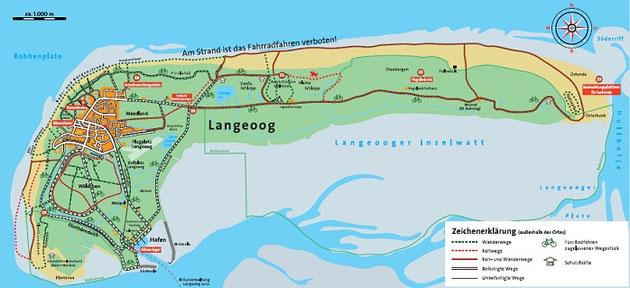 Langeoog; Rechte: Kurverwaltung Langeoog