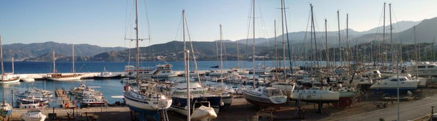 "The gulet ""Federica""  in the marina of Aghios Nikolaos - Google Panoramio photo"