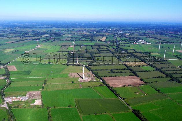 """Windpark - Erweiterung """"Timmeler Kampen"""" in Großefehn"""