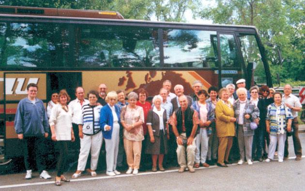 Die erste überregionale Kunstausstellung führte die Mitglieder des KKü nach Amsterdam.